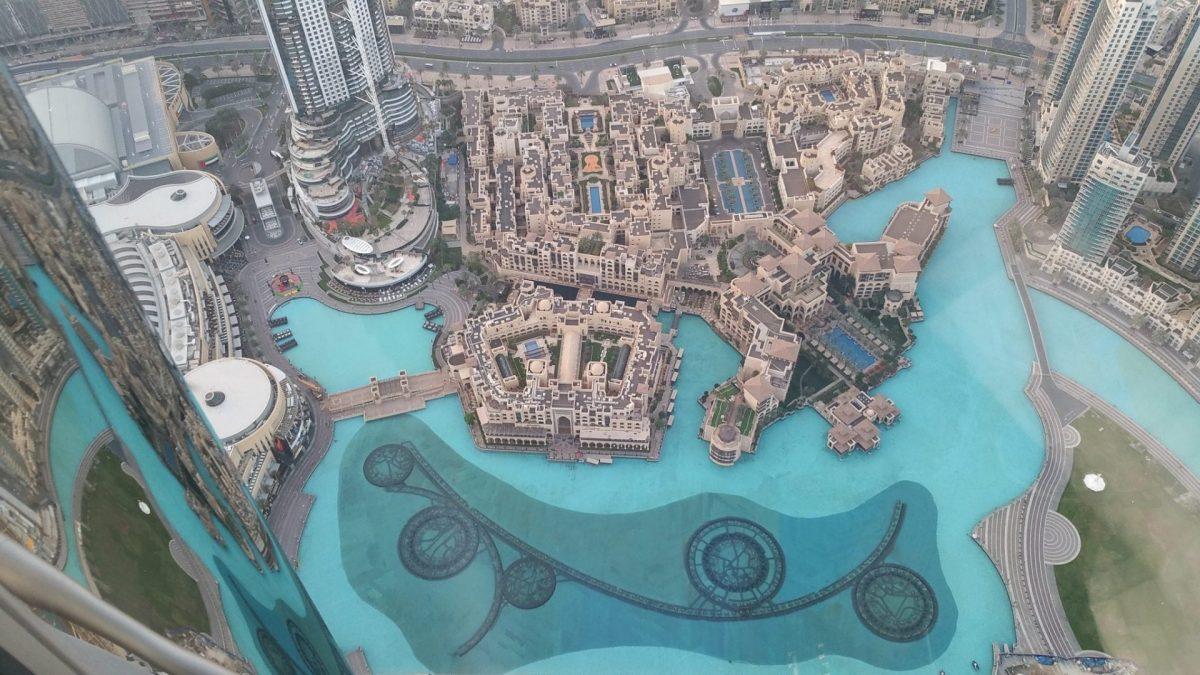 برج خليفة برج خليفة رحلتي الى دبي وابو ظبي الجزء2 عالم كريم