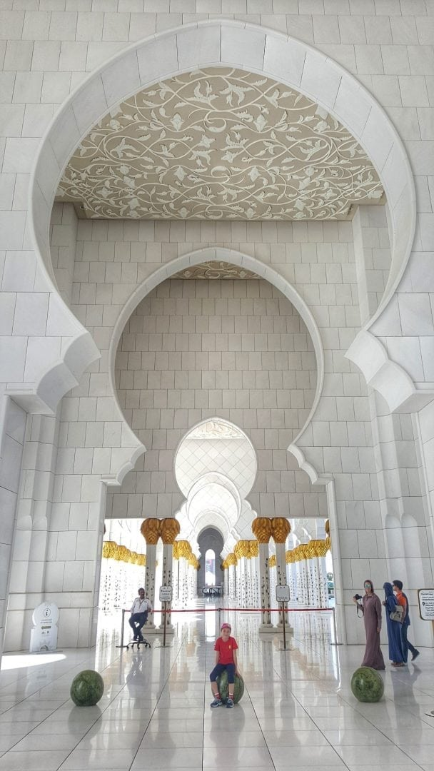 جامع الشيخ زايد - رائع