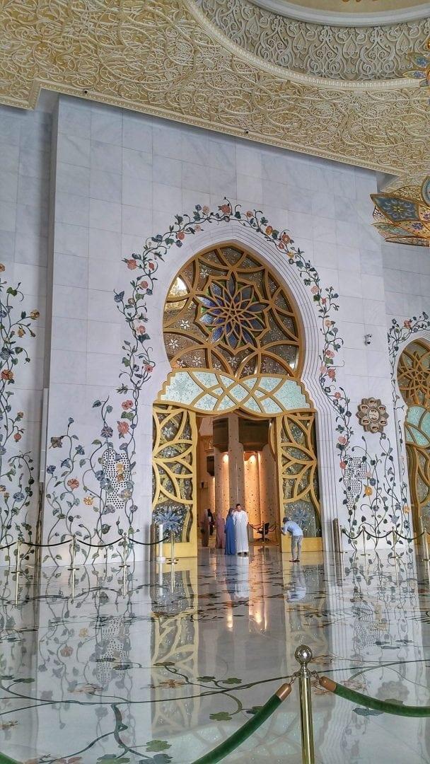 جامع الشيخ زايد - روعة