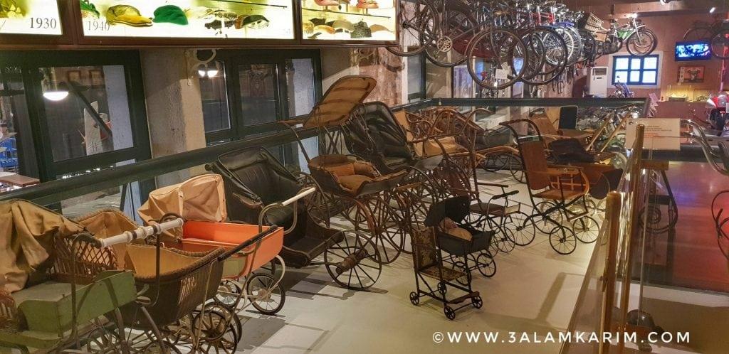 متحف رحمي كوتش