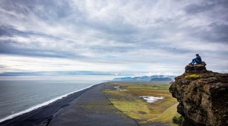أيسلندا - Dyrhólaey