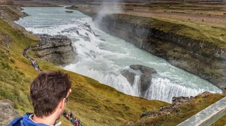 أيسلندا - Gullfoss