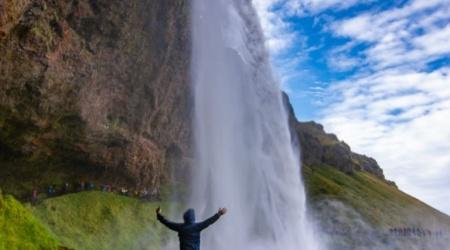 أيسلندا - Seljalandsfoss