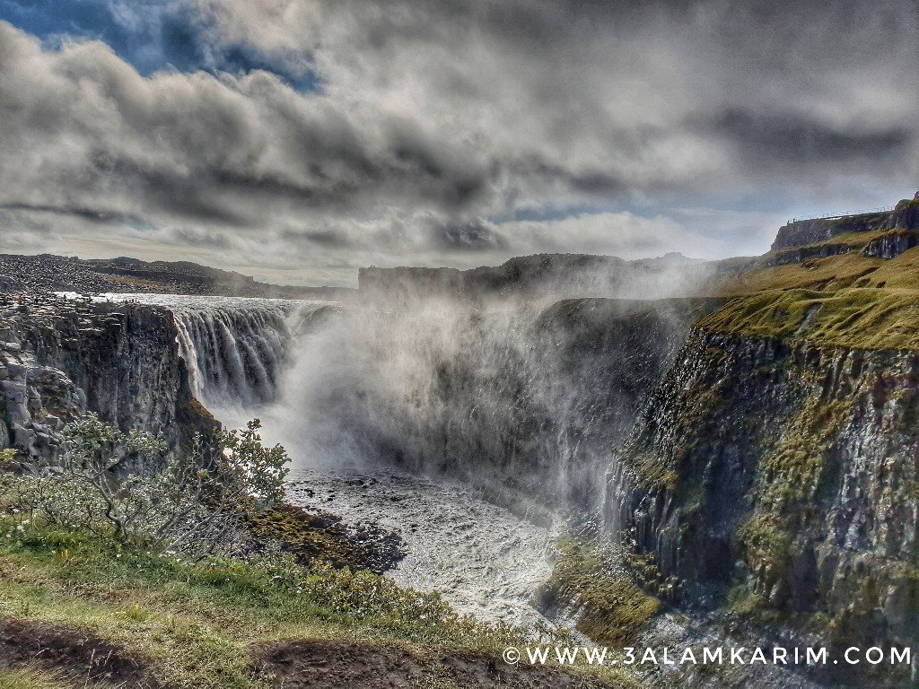 أيسلندا - Dettifoss