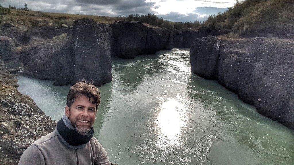 الملابس في رحلة ايسلندا - لفحة للرقبة