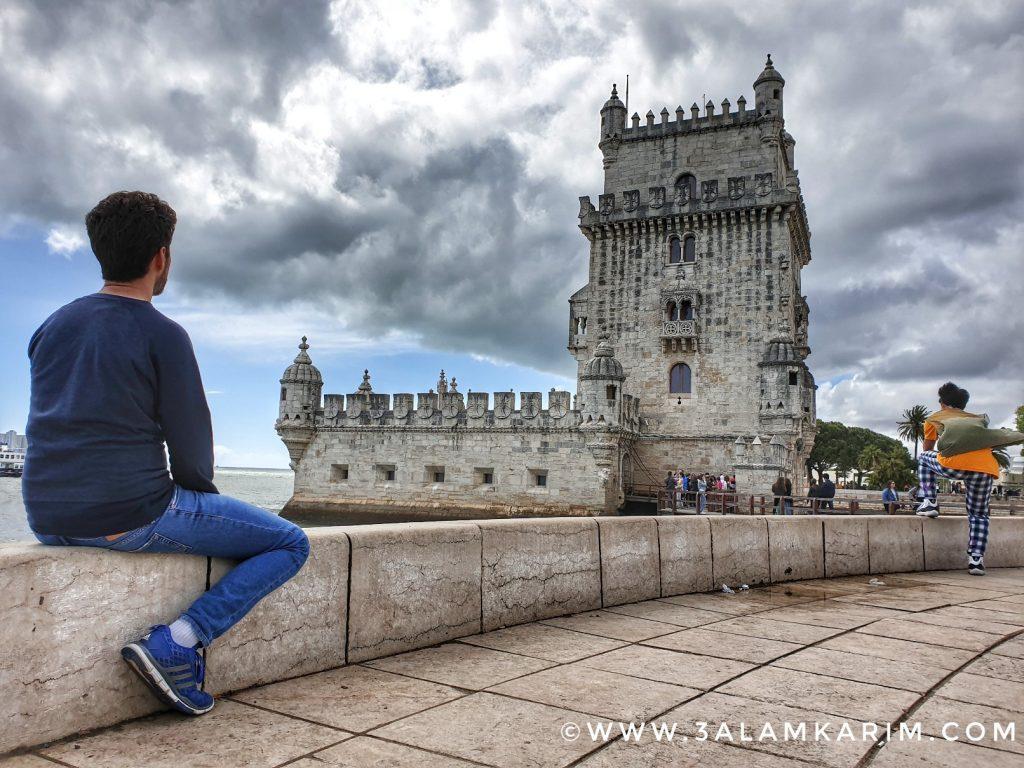 لشبونه - قلعة بيليم Belem Tower
