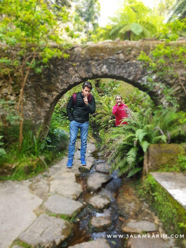 سنترا - حدائق قصر بينا Palacio De Pena - رحلة إالى البرتغال