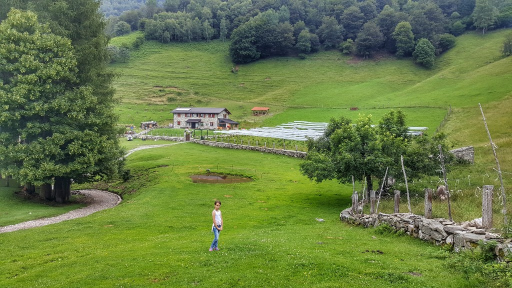 رحلة الى شمال ايطاليا - Agriturismo Le Radici